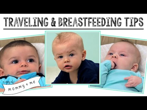 breast feeding - We are back with more Mommy and Me! The ladies update us on their little ones and share helpful traveling and breastfeeding tips! Don't miss a video, subscribe to The Moms View! ▻http://bit.ly/...