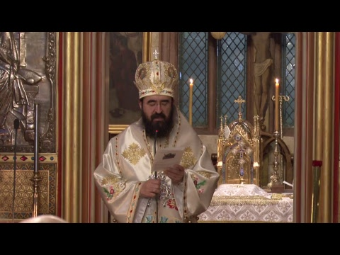 DIRECT Catedrala Paris, 25 decembrie 2017, la praznicul Nasterii Domnului
