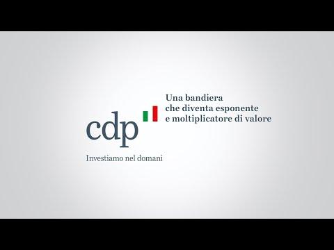 La nuova brand identity del Gruppo CDP, tutta italiana. #CDP2021