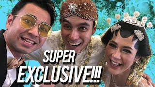 Download Video Super Exclusive! Ceria dan Tangis di Akad Nikah Baim Wong dan Paula MP3 3GP MP4