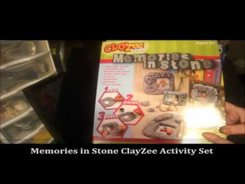 ClayZee Clay Air Dry Clay - Free Samples