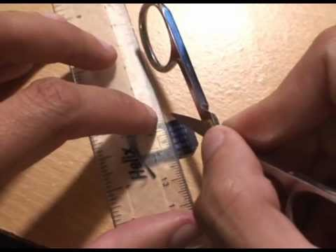 How to Cut Sim Card to Micro Sim Card Size for a Samsung Galaxy S3