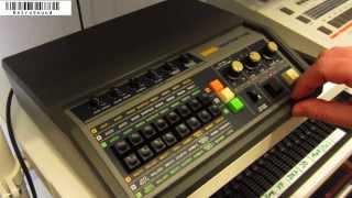 (c) 2014 vintage gear demo by RetroSound supported by UVI: http://bit.ly/retrosound-uvi - non programmable analog rhythm box...
