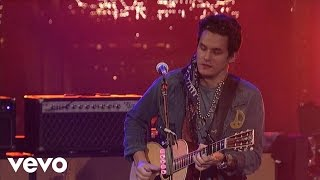 Video John Mayer - Queen Of California (Live on Letterman) MP3, 3GP, MP4, WEBM, AVI, FLV Agustus 2018