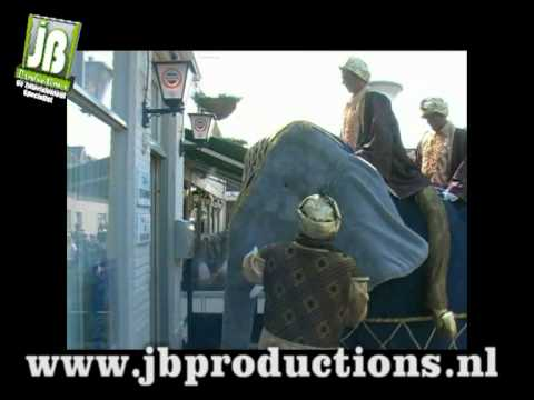 Video van Jumbo de Olifant - Straattheater | Attractiepret.nl