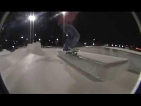 Casper skatepark montage (part 2)