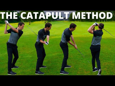 Golf Swing Basics - The Catapult Method is a GAME CHANGER