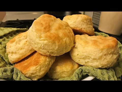 EZ Buttermilk Biscuits