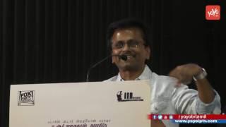 AR Murugadoss about Gautham Karthick Rangoon Audio Launch Rajkumar Subscribe Our YouTube Channel https://goo.gl/g7QunD Google+ https://goo.gl/O8NYmD Twitter ...