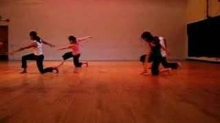 Sdsu Modern Dance... Julio's Class.