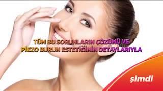 Op.Dr.Bülent Koç, Show TV Hayat Güzeldir , burun estetiği , Piezo Burun Estetiğini anlatıyor.