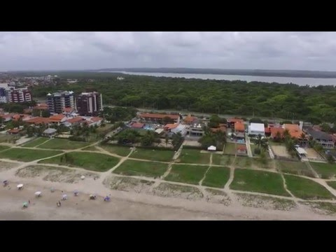 DJI Phantom 3 Standard on Camboinha Beach PB - Brazil - 2.7K