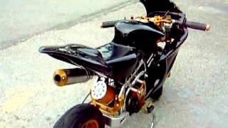 Download Lagu Copie de Pocket Bike Phantom 40cc Mp3