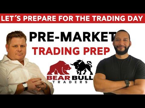 Pre-Market Trading Prep - August 7, 2020
