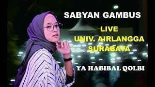 Video Kejadian Heboh !! Saat konser Nissa Sabyan Univ. Airlangga Surabaya...// Ya Habibal Qolbi MP3, 3GP, MP4, WEBM, AVI, FLV Desember 2018