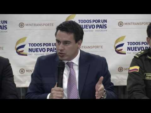 Ministro de Transporte hace balance del Plan Retorno 2016-2017
