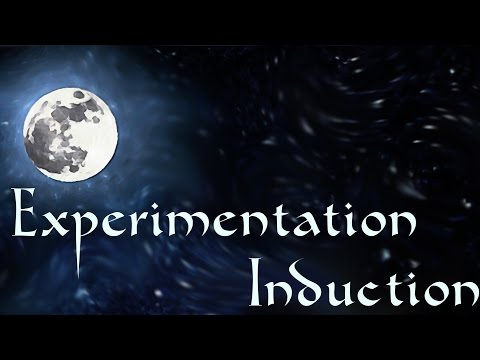 Experimentation Induction | Mad Science Kitsune Hypnotic Induction