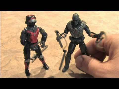 Classic Toy Room – NINJA COMMANDO SNAKE EYES GI Joe figure review