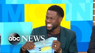Video Kevin Hart talks becoming a dad for third time, reveals life lessons from book MP3, 3GP, MP4, WEBM, AVI, FLV Oktober 2018
