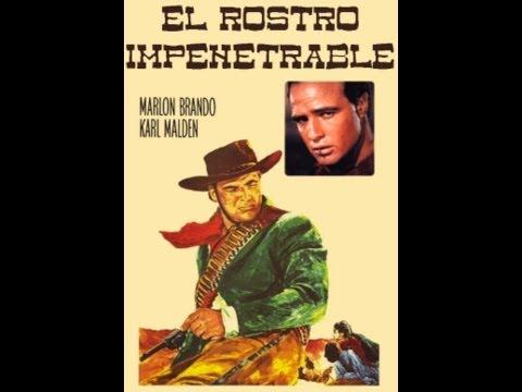 EL ROSTRO IMPENETRABLE (One Eyed Jacks, 1961, Full Movie, Spanish, Cinetel)