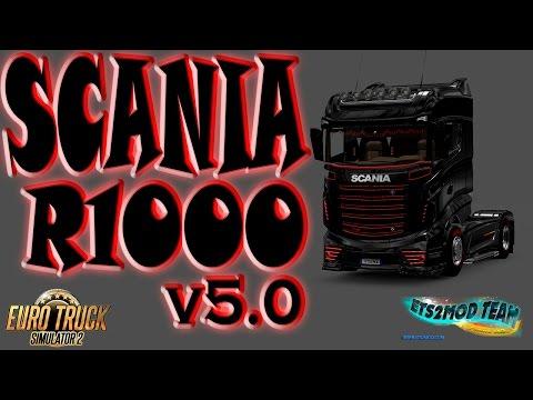 Scania CONCEPT R1000 V5.0 [1.25]