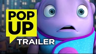 Home Pop-Up Trailer (2015) - Jim Parsons, Rihanna Animated Movie HD