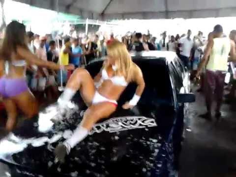 Fest Car WG com Mulher Abóbora part 02