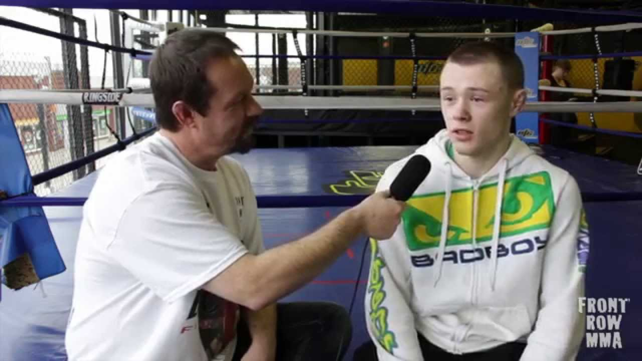 UTC's Jake Haley interview on her upcoming fight