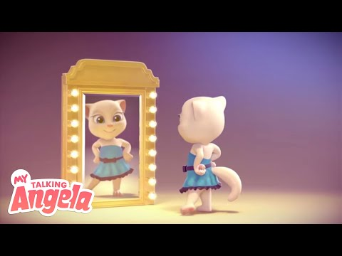 👠 NEW in My Talking Angela - Dream Shoes 👠 (Official Trailer) 😍