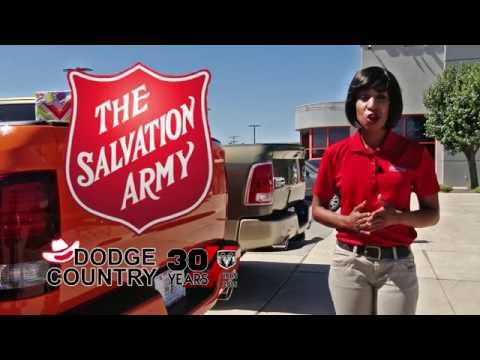 2015 School Supply Drive | Dodge Country & Salvation Army