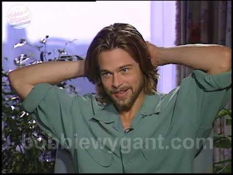 "Brad Pitt ""A River Runs Through It"" 1992 - Bobbie Wygant Archive"