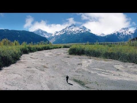 Hiking 100 Miles Alone in Alaska