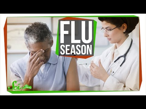 The Trouble with This Year's Flu Season