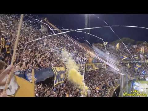 "Video - ""Recibimiento"" - Rosario Central (Los Guerreros) vs Racing - Los Guerreros - Rosario Central - Argentina"
