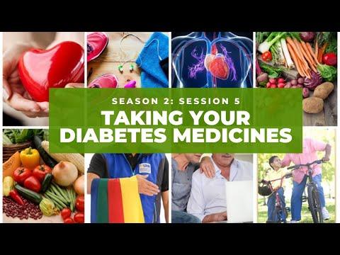 Taking Your Diabetes Medicines