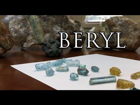 What is Beryl - Gemstone Varieties