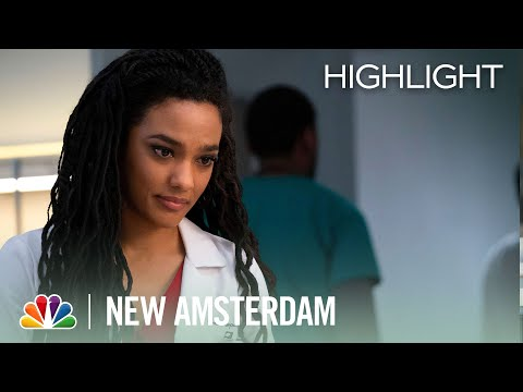 Max and Sharpe Are Moving On - New Amsterdam