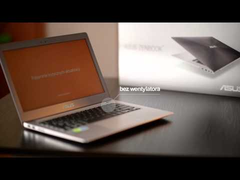"""Unboxing and first look - Ultrabook 13,3"""" ASUS Zenbook UX303LN"""