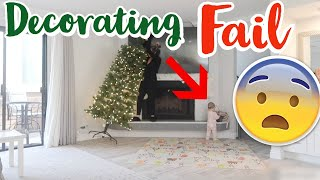 DECORATE WITH ME FAIL + TARTE HOLIDAY EVENT + HUGE TARTE GIVEAWAY!!! | CHANNON ROSE by Channon Rose