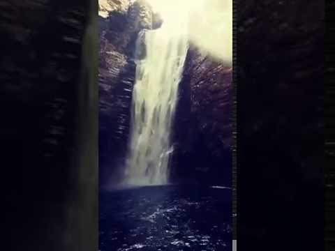 Cachoeira do Buracão - Ibicoara Chapada Diamantina - Neto Santos Guia