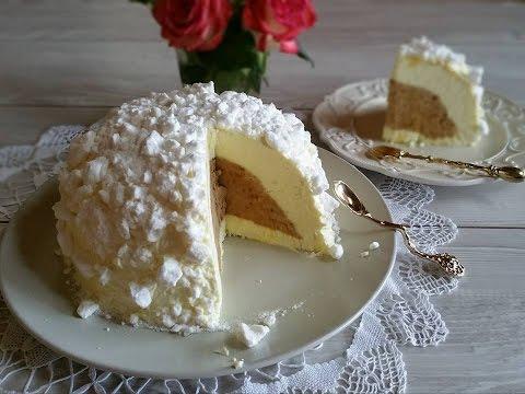 semifreddo tartufo bianco - ricetta