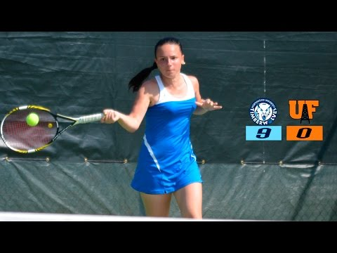 Northwood 9, Findlay 0 (9/6/15) - Women's Tennis Highlights