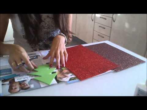 Cómo hacer adornos para Navidad con Goma Eva | facilisimo.com