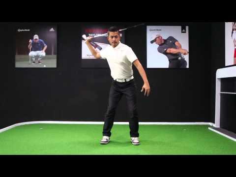 Pro Am Golf Academy 釋放 重點是「放」