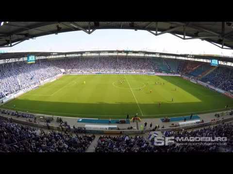 Video: Stimmungshöhepunkte 1. FC Magdeburg - FC Rot-Weiß Erfurt 01.04.2017 (HD Apr. 2017)