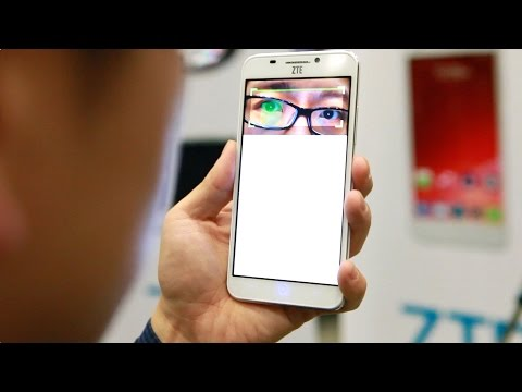 ZTE Grand S3 and its EyePrint ID