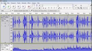 Video Audacity Basics: Recording, Editing, Mixing MP3, 3GP, MP4, WEBM, AVI, FLV Mei 2019