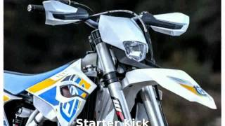 1. 2014 Husqvarna TE 125 Details, Specification