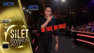 Video Heboh Aksi Demian Di Tanam Di Pasir | Silet Awards 2017 MP3, 3GP, MP4, WEBM, AVI, FLV Maret 2018