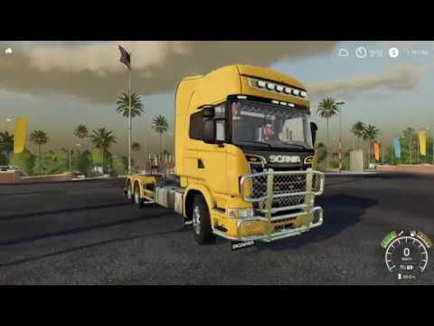 Scania R730 HKL by Ap0lLo v1.0.0.2